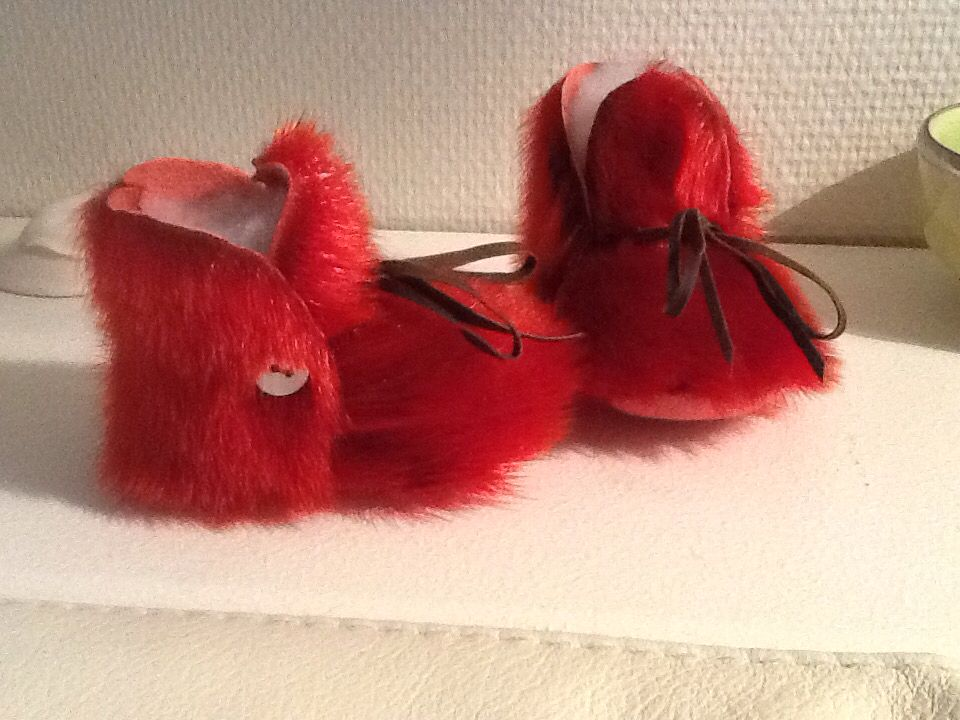 Sælskindsfutter | Knitted by granmom | Pinterest