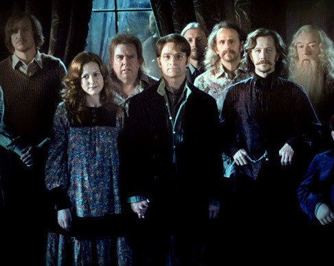 The Story Of The Original Order Of The Phoenix Harry Potter