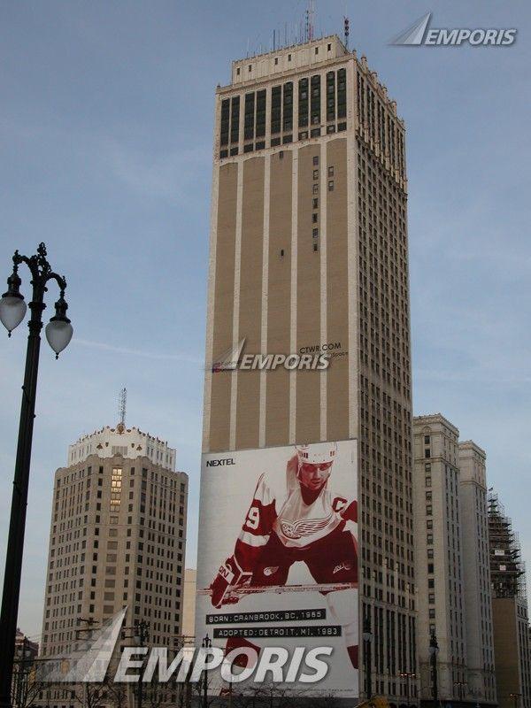 cadillac tower detroit | Cadillac Tower | Buildings | EMPORIS ...