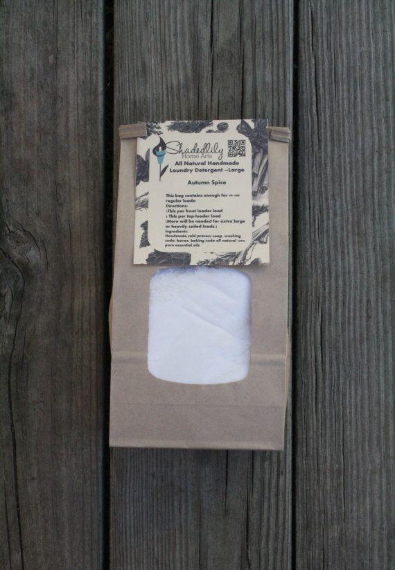 Homemade Laundry Detergent Homemade Laundry Soap By Shadedlily