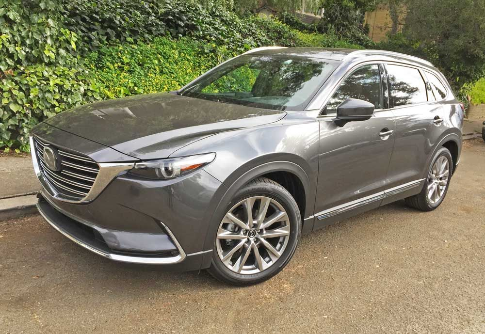 The Mazda 2017 Cx 9 Is Offered In Four Trim Levels Sport Touring Grand Touring And Signature Mazda Cx 9 Mazda Touring