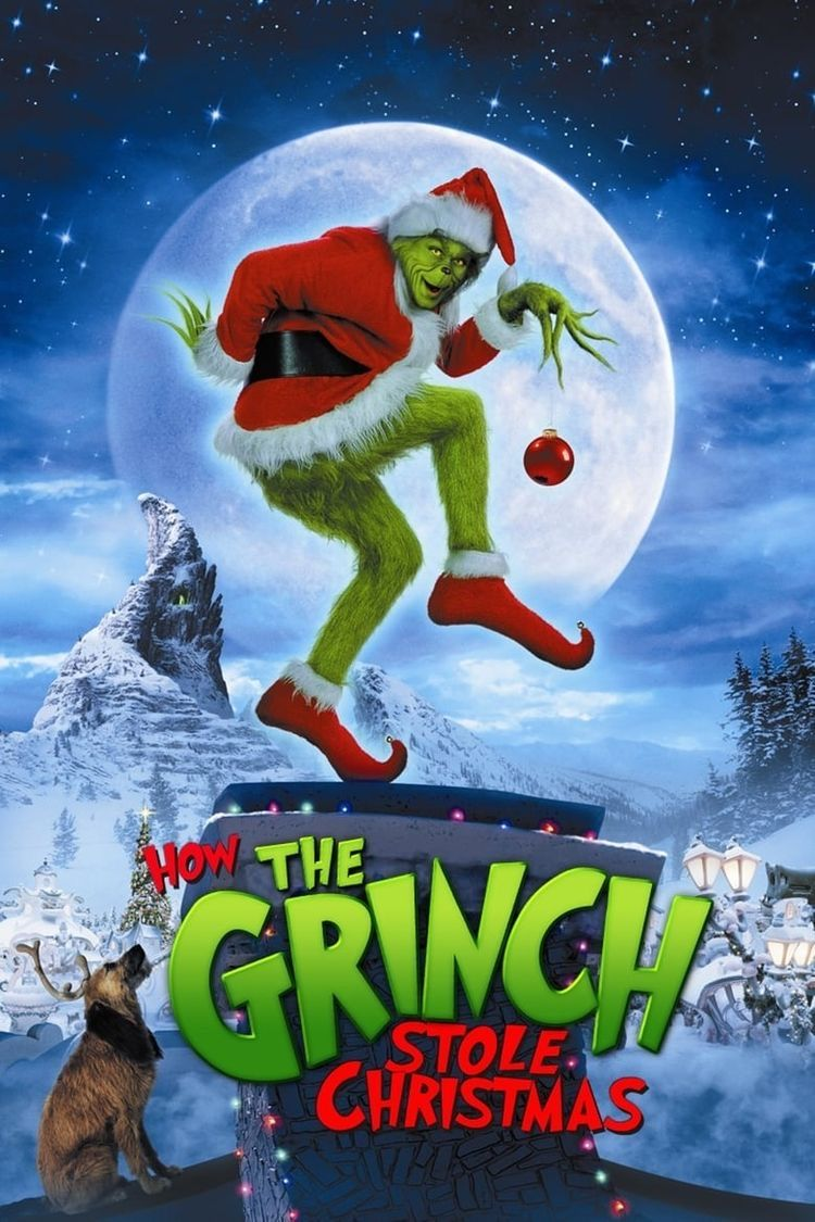 How the Grinch Stole Christmas (2000) Best christmas
