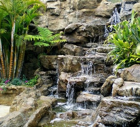 japanese themed water features inspiración Pinterest Fuentes
