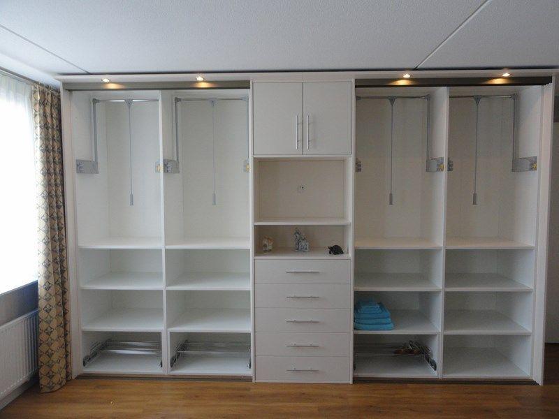 Slaapkamer In Kast : Slaapkamer kast maken : slaapkamer kast maken : kasten op maat wim