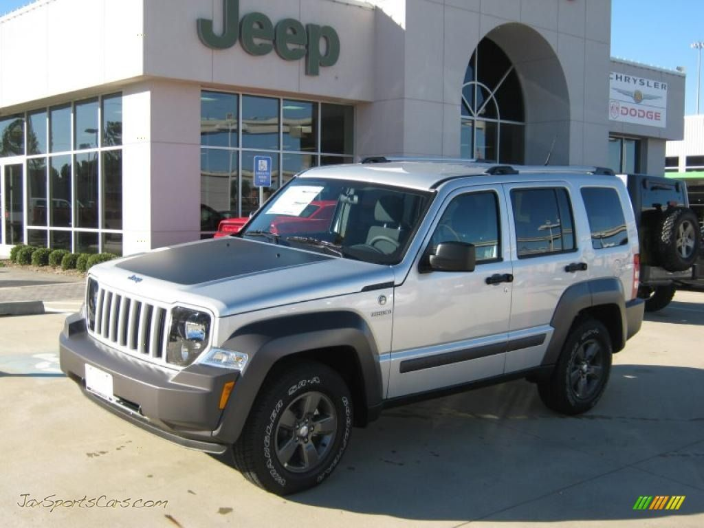 2005 jeep liberty renegade lifted