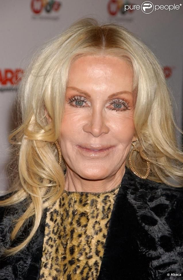 joan van ark before
