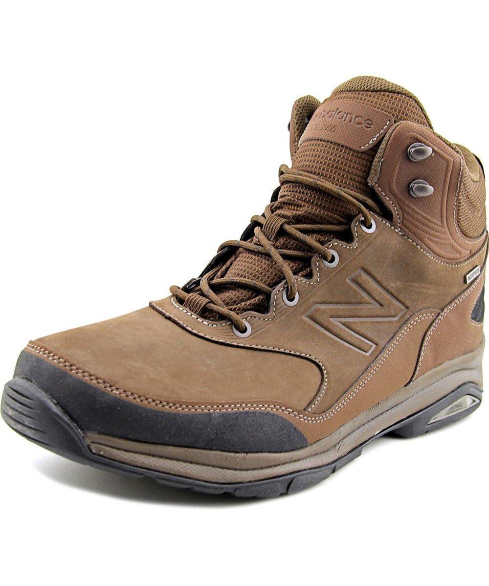 NEW BALANCE New Balance Mw1400 Men N Round Toe Leather Brown Hiking Shoe'. #