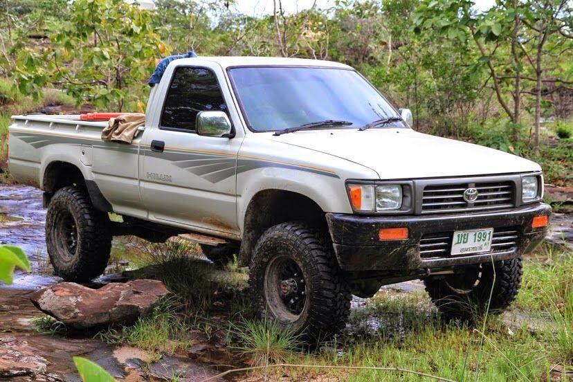 Toyota Ln106 Offroad Ln106 Toyota Toyota Hilux Toyota Trucks Toyota Pickup 4x4