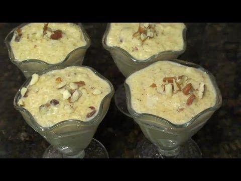 Punjabi Style Rice Kheer - Traditional Indian Sweet ...