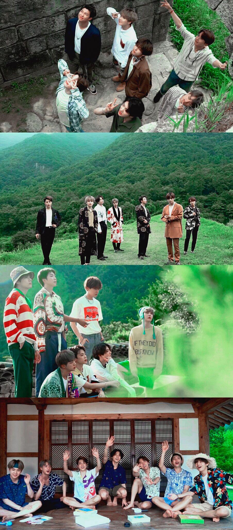 #BTS (#방탄소년단) 'BTS 2019 SUMMER PACKAGE in KOREA' PREVIEW SPOT #2