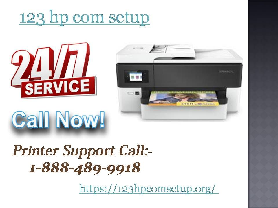 Get 24/7 printer technical support only from 123 hp com