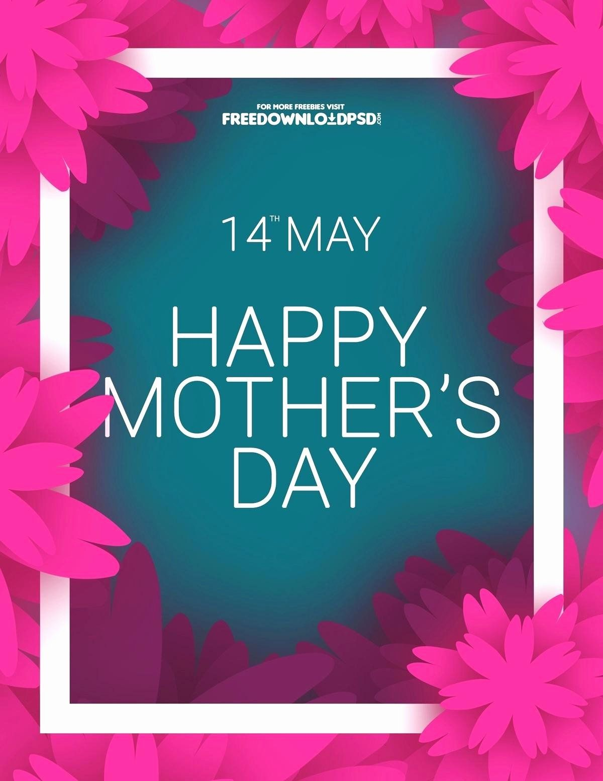 Mother Day Flyer Template Free Lovely Template Mothers Day Template Flyer Design Templates Flyer Flyer Template Mother day flyer template free
