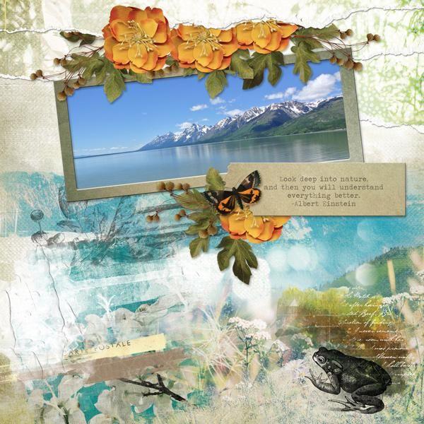 Look deep into nature ... Jen Maddocks Designs ART AND NATURE https://www.digitalscrapbookingstudio.com/jen-maddocks-designs/?category_id=2475