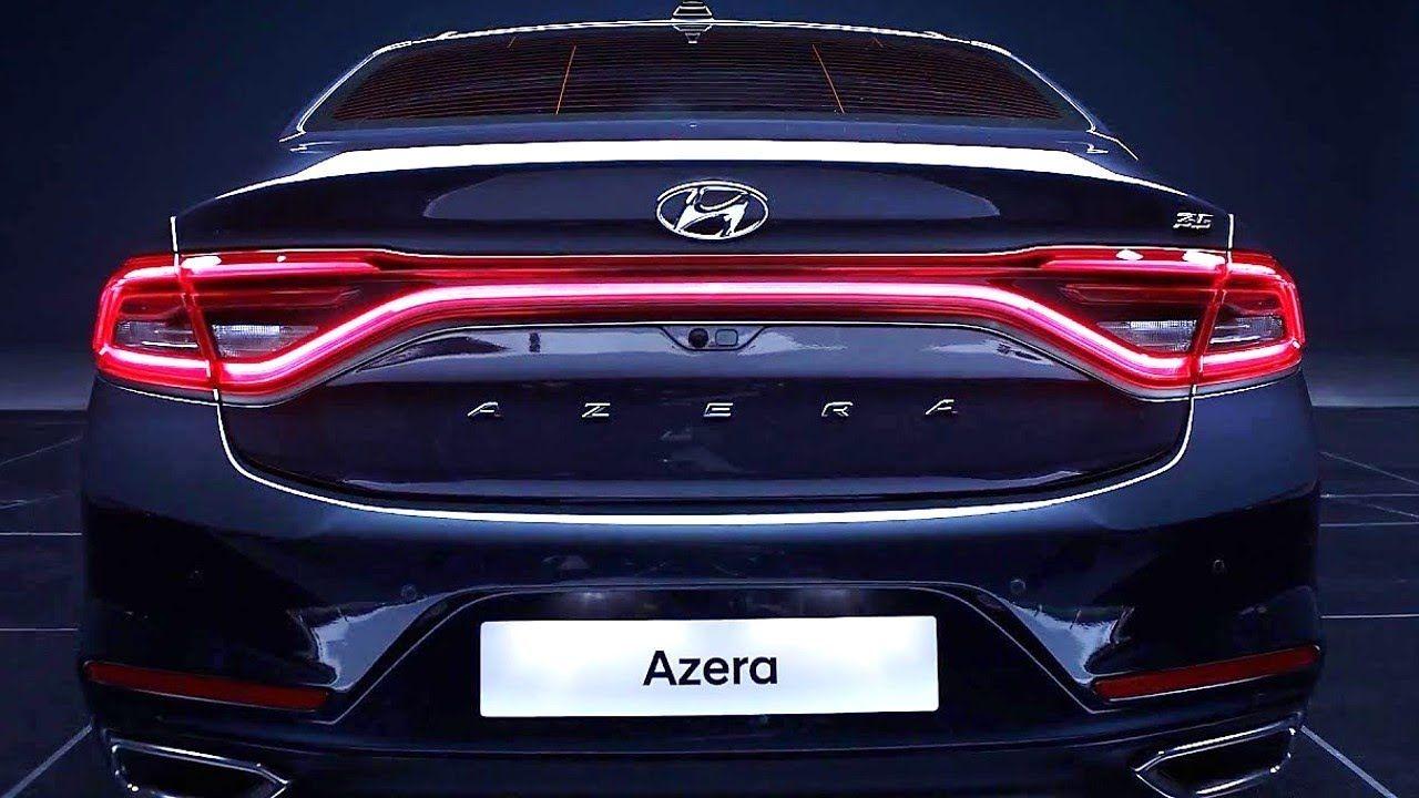 2019 Hyundai Azera FULL REVIEW cars technology