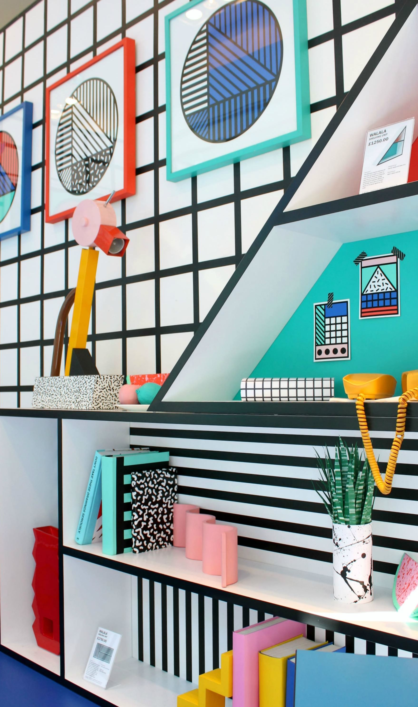 Camille Walala At Aria The Memphis Trend