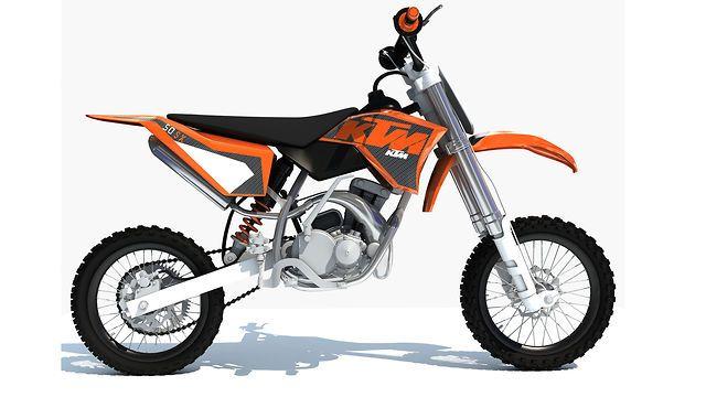 Ktm Motocross Bike Sports Bikes Motorcycles Ktm Motocross