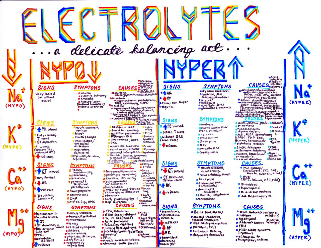 how to get electrolytes in your body