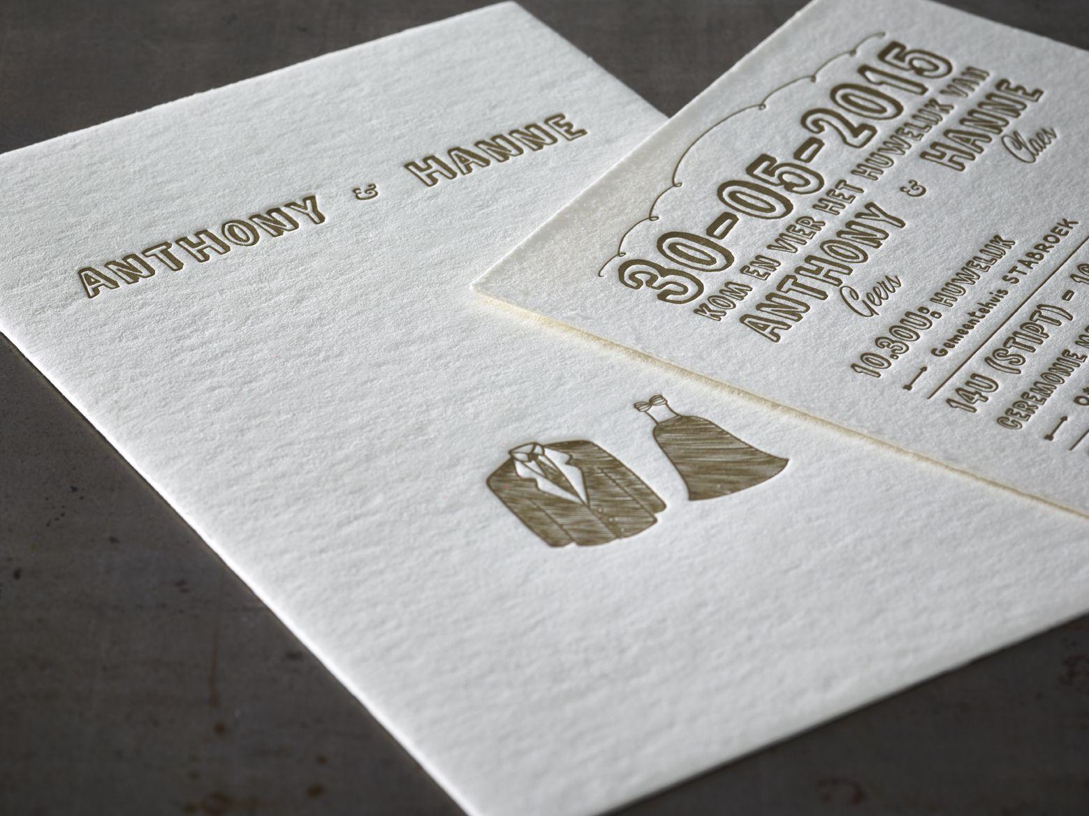 Wedding invitation ah letterpress printing on macho mick paper wedding invitation ah letterpress printing on macho mick paper proudly printed in belgium by www junglespirit Gallery