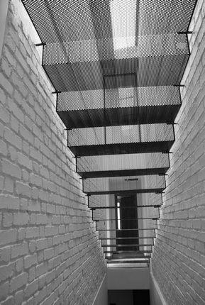 Best Stair Of The Week Folded Stair By Kevin Low Metal 400 x 300