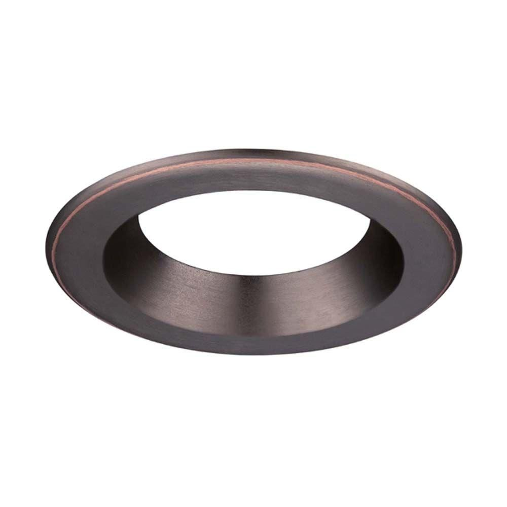 Recessed Lighting Trim Rings Envirolite 6 Indecorative Bronze Trim Ring For Led Recessed Light