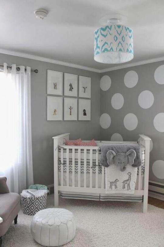 √ 27 Cute Baby Room Ideas: Nursery Decor for Boy, Girl and Unisex images