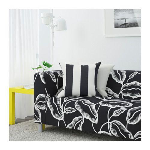 Ikea Klippan Loveseat Cover White
