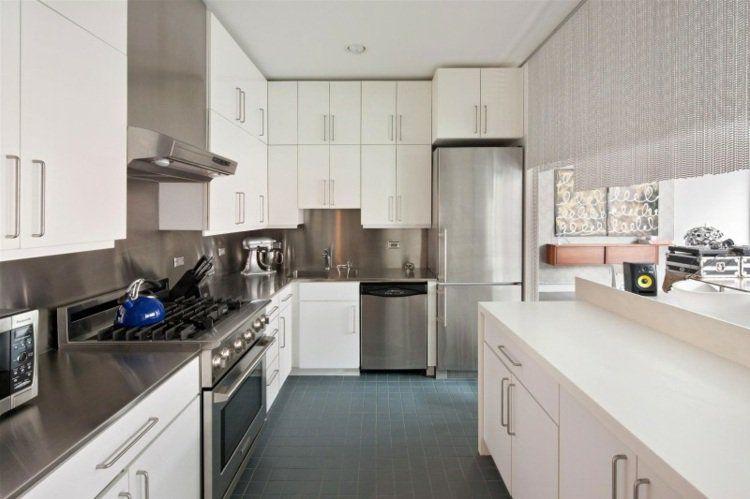 Kitchen Designers Nyc Captivating Crédence Cuisine Originale 48 Idées En Matériaux Différents 2018