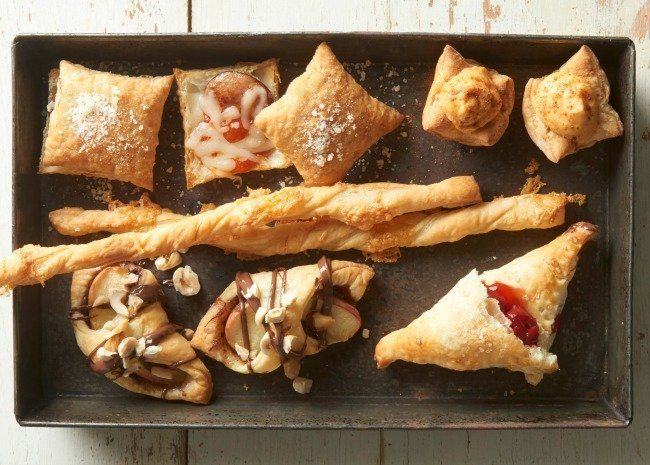 How To Bake With Frozen Puff Pastry Frozen Puff Pastry Recipes Using Puff Pastry Puff Pastry Appetizers