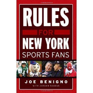 Rules for New York Sports Fans (Paperback)  http://www.amazon.com/dp/1600783090/?tag=pinterest0c9-20  1600783090 Gift this!