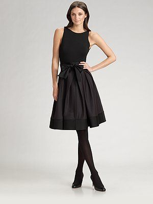 Donna Karan little black dress, perfect!