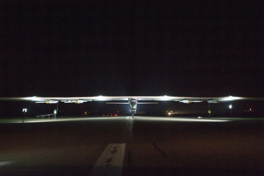 Solar Impulse: Night Flight | Solar Impulse | Rezo.ch