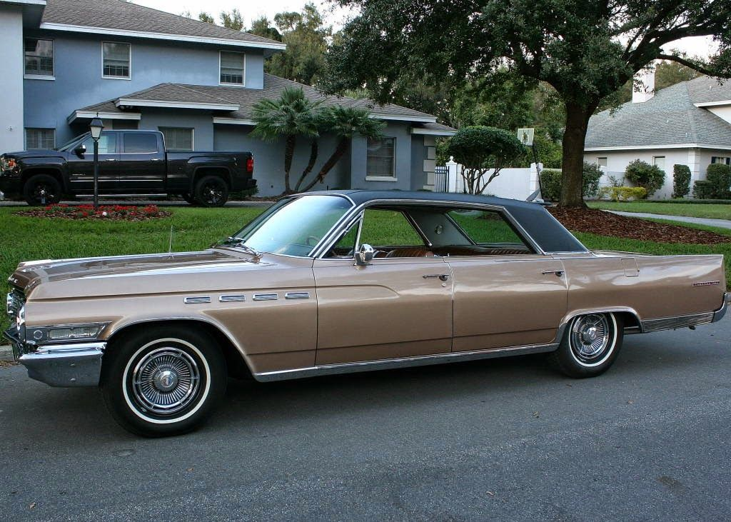 All American Classic Cars: 1963 Buick Electra 225 4-Door Hardtop ...