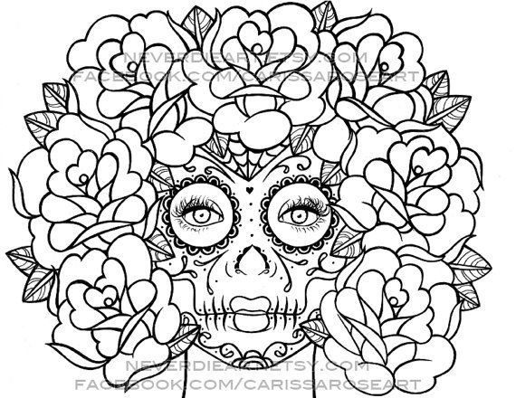 Trend Print Your Own Coloring Book 35 Digital Download Print