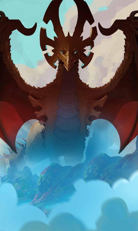 The Dragon Prince, TV show, animated Wallpaper | The Dragon