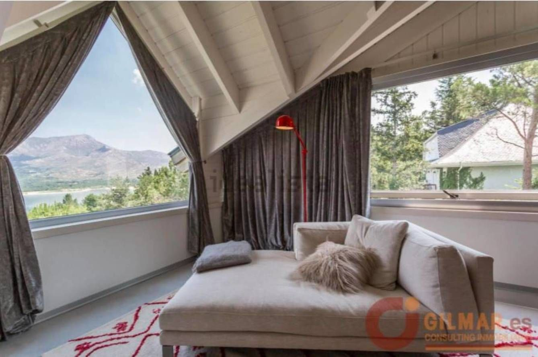 Así es la mansión de Carlos Lozano en la sierra de Madrid | Casas de ...