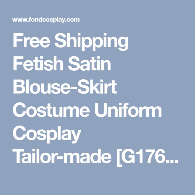 Free satin fetish — pic 3