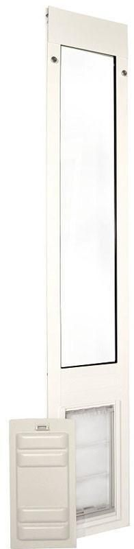 Patio Pacific 01ppc08-pw Thermo Panel 3e - Medium with Endura Flap - 74.75-77.75, white