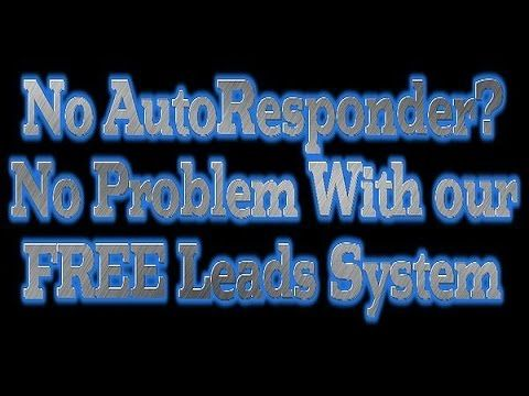 Autoresponder - Free Lead System Results 2 October 2016