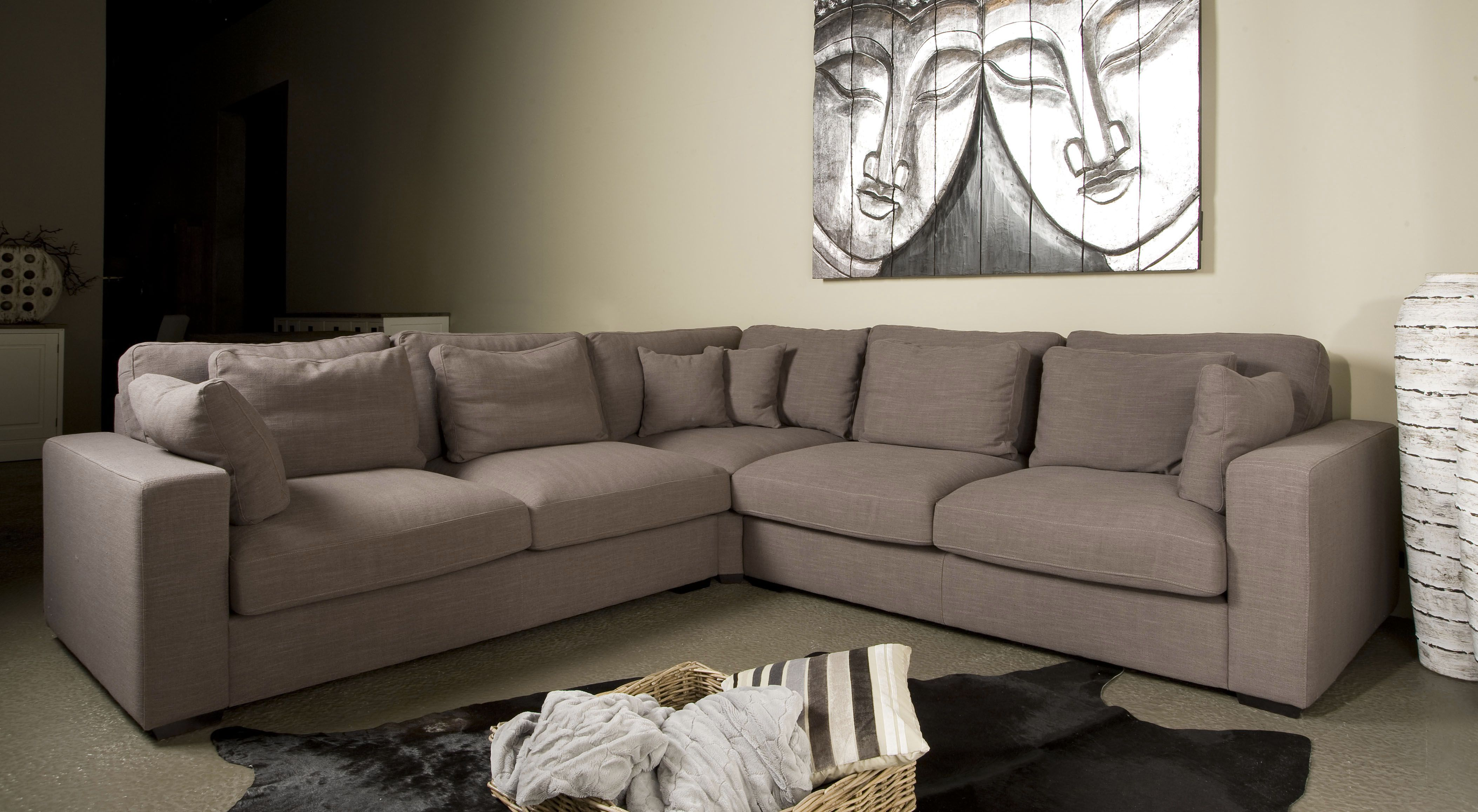 Urban Sofa Banken Primabelle Microgaren Good Hoekbank Primabelle Softlux Of With