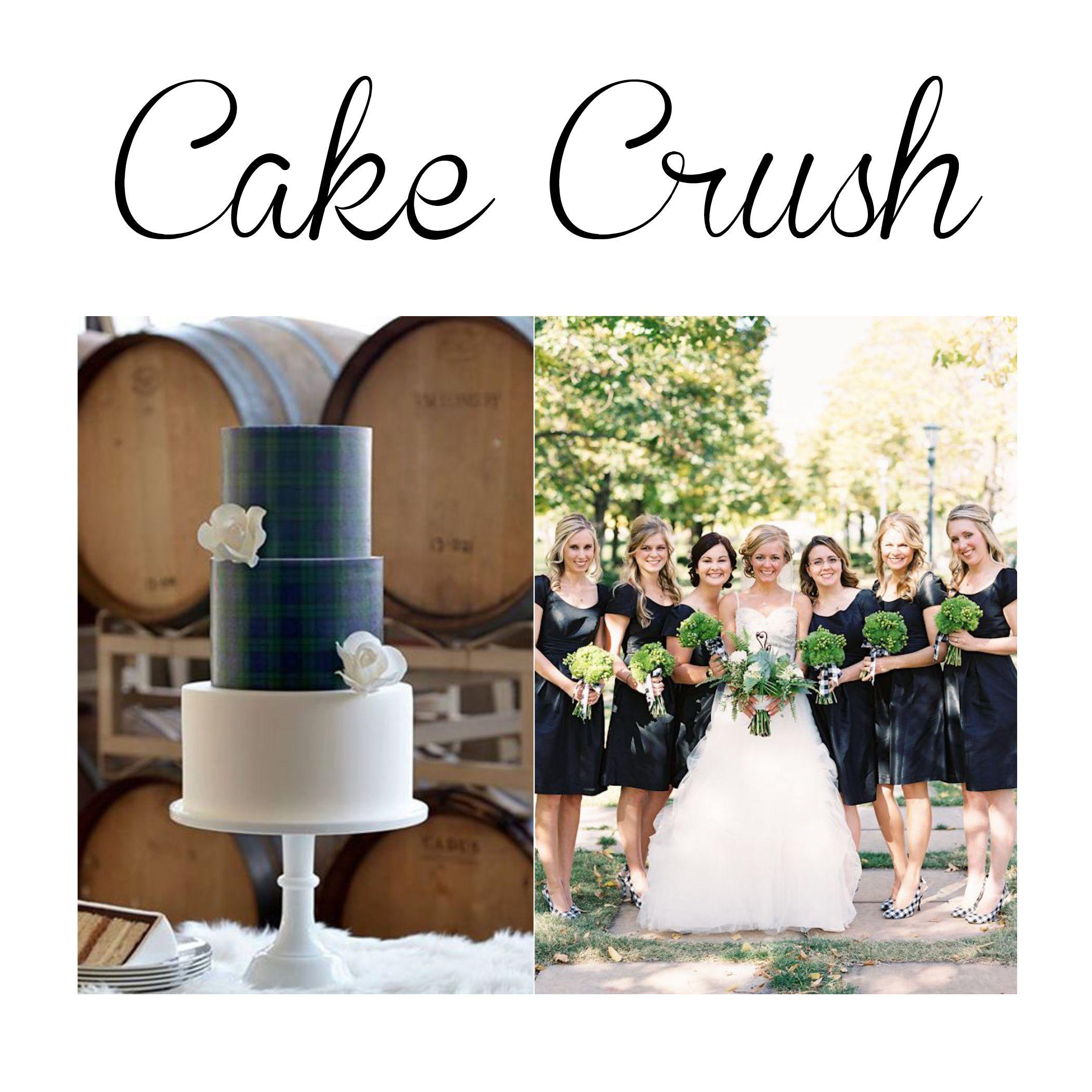 #cakecrush #plaid