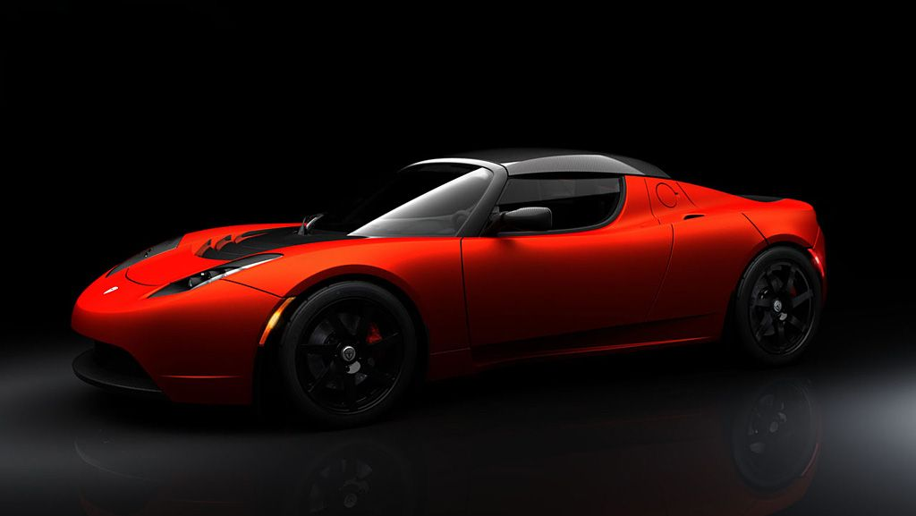 Gallery Home Tesla Motors Cars And Car Pictures - Sports cars 30000 range