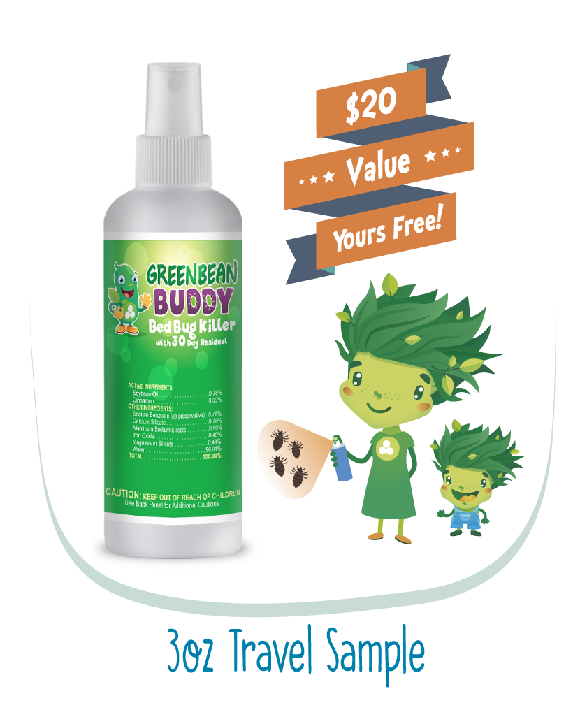Bed Bug Spray That Works, Proven With A Complimentary