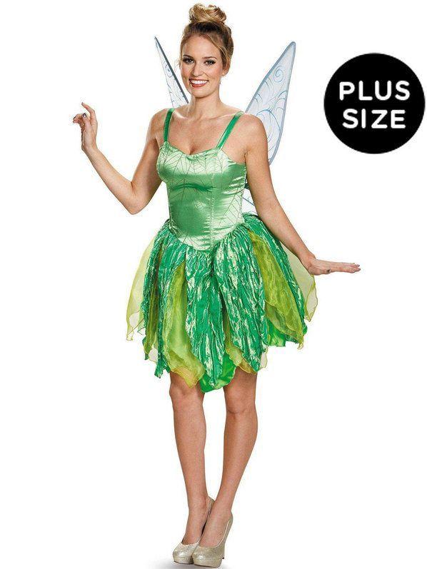 5330584dd85 Disney Tinkerbell Fairy Women's Plus Size Costume | Costumes ...