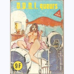 Les Cornards : n° 24, O.V.N.I.!queurs