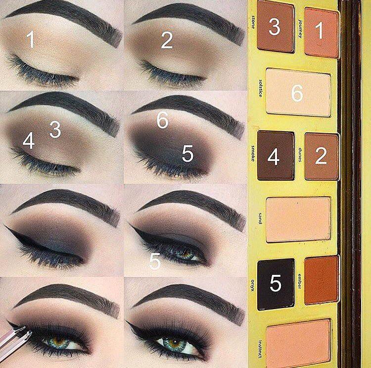 Pin de Milagros diaz en Makeup Maquillaje de ojos