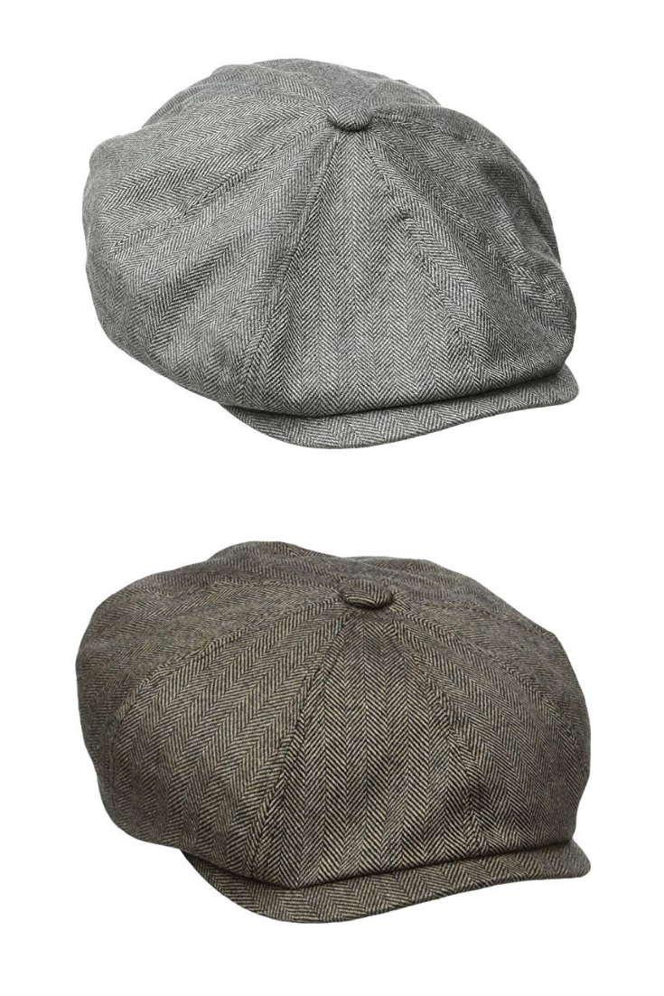 cb8aeaa71ac Stetson Men s Cashmere Silk Blend 8 4 Cap with Lining