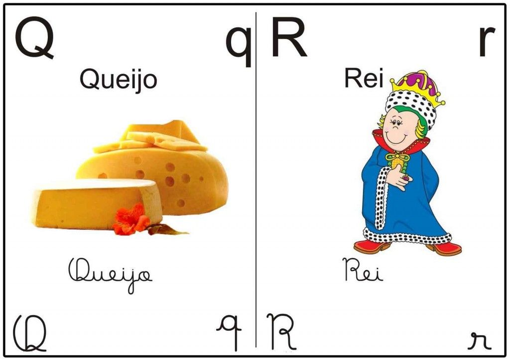 Riscos E Desenhos Alfabeto Colorido Para Enfeitar Sala De Aula