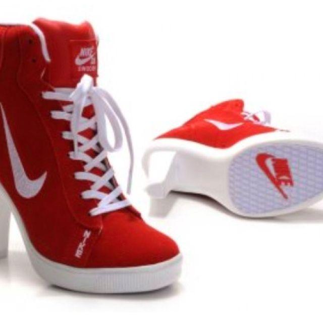 Nike Heels   Nike high heels, Womens