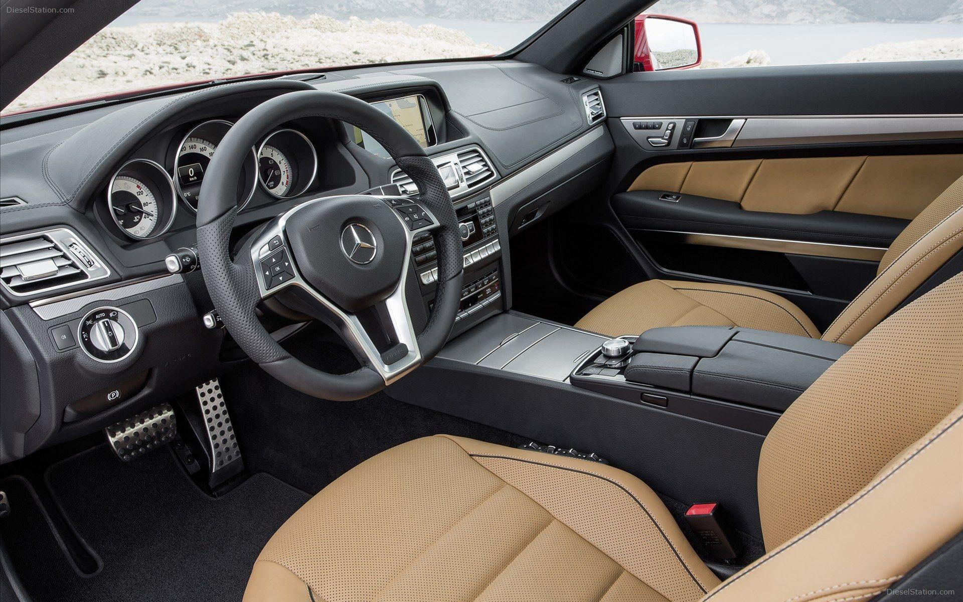 Mercedes E Class Coupe Interior Mercedes E Class Coupe Benz E Class
