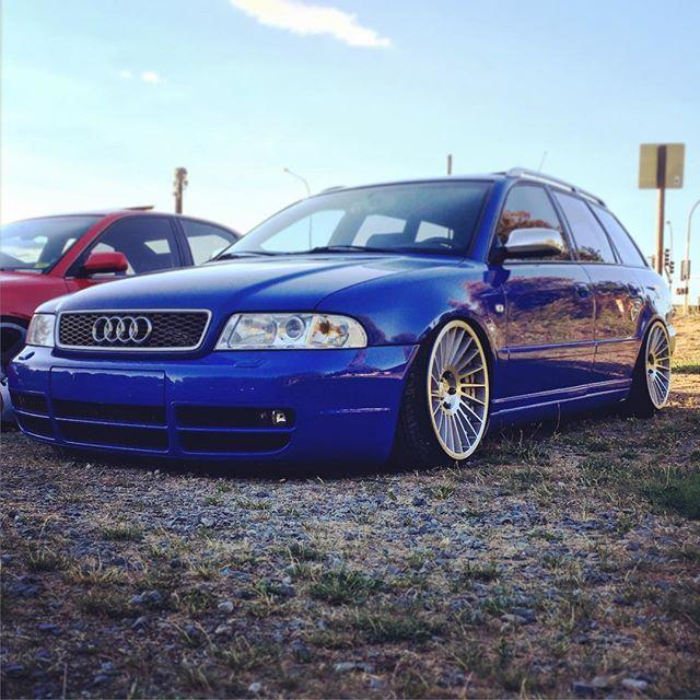 B5 S4 Avant Audi Pinterest Voiture